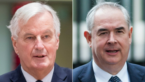 Michel Barnier is understood to have said proposals put forward by Geoffrey Cox on the backstop were not acceptable
