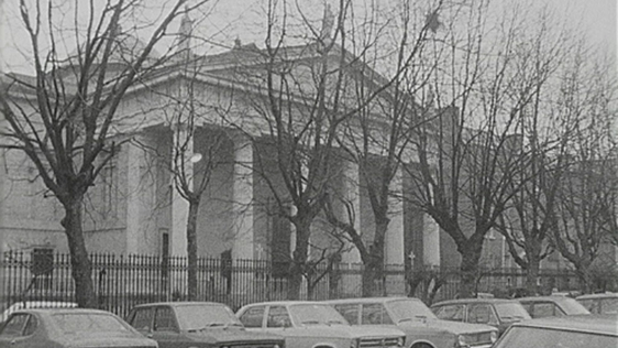 St Mary's Pro Cathedral, Dublin (1974)