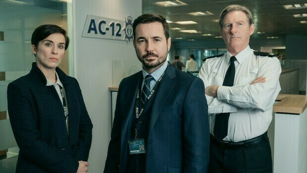 Line of Duty will be back on BBC One next year