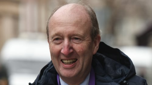 Shane Ross said all the bills were paid by him personally