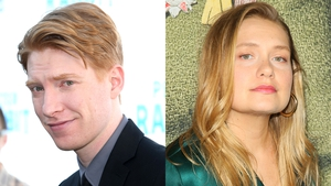 On the Run - Domhnall Gleeson and Merritt Wever