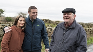 Gráinne and David get happy this week on Ros na Rún