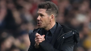 Diego Simeone is in some hot water with UEFA