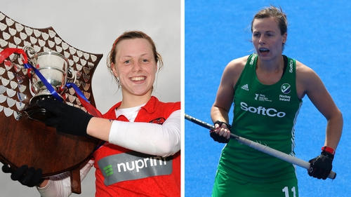 The Ulster Hockey Schools Senior Cup final was the moment that made Megan Frazer