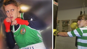 Once Michaela Walsh started to box she knew it was the sport for her