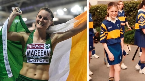 Ciara Mageean was lucky enough to be mentored by her aunt Camogie star Edel Mason