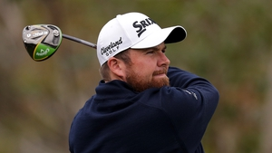 Shane Lowry had an up and down third round