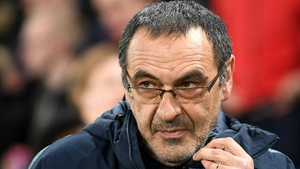 Maurizio Sarri will be hoping for a better result than Arsenal, who were beaten 3-1 by Rennes