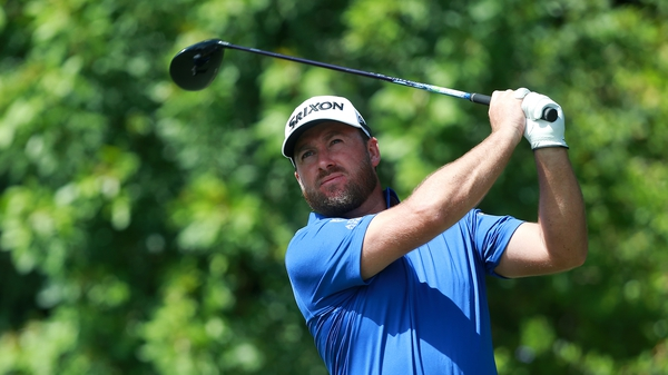 Graeme McDowell is eager to make his mark at the US Open