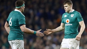CJ Stander and Garry Ringrose are expected to start against France on Sunday