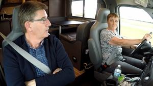 Daniel and Majella's USA Road Trip
