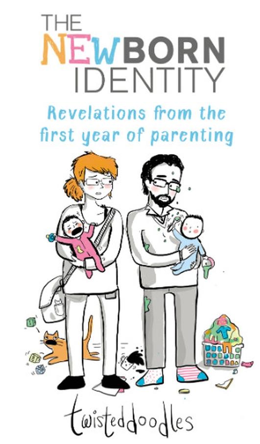 The Newborn Identity - Twisted Doodles