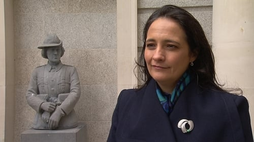 Deputy Green Party leader Catherine Martin said an urgent first step is needed