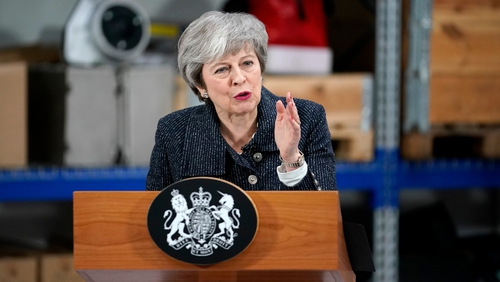There had been speculation Theresa May could fly out to Brussels early on Monday to clinch a deal