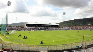 Casement Park before it was closed down