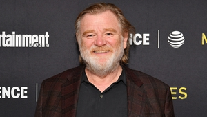 The event includes a performance from Brendan Gleeson