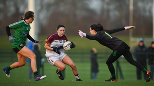 Eimear Scally in action for UL.