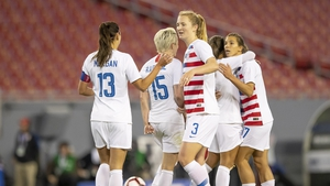 'An equal division of revenue attributable to the MNT and WNT programs is our primary pursuit as we engage with the US Soccer Federation in collective bargaining'