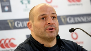 Rory Best: 'Joe said he didn't want me to keep going without him'