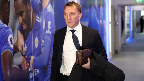 Brendan Rodgers's side remain in a strong position for a top four finish