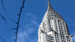 The Chrysler Building was the world's tallest building when it opened in 1930