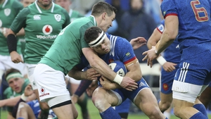 Guilhem Guirado: 'Johnny is very important for their organisation'