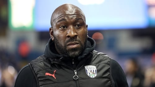 Former West Brom manager Darren Moore is chair of the Premier League's Black Participants' Advisory Group