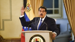 President Nicolas Maduro told the military to be ready to 'defend the homeland'