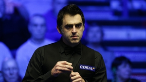 Ronnie O'Sullivan is out of the World Snooker Championships