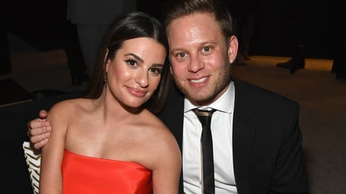 Glee star Lea Michele ties the knot with Zandy Reich
