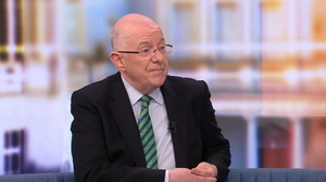 Charlie Flanagan said he would favour a short extension to Article 50