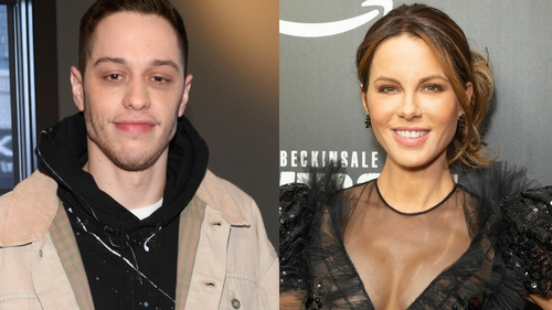 Pete Davidson dismisses Kate Beckinsale age gap in 'SNL' skit