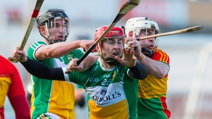 Offaly will compete in Division 2A next year