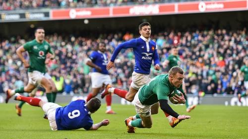 Could Ireland's trip to Paris get postponed?