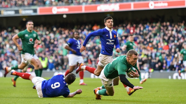 Could Ireland's trip to Paris get postponed?