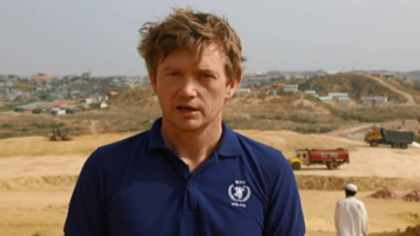 UN worker Micheál Ryan, 39, died in an Ethiopian Airlines plane crash in March, 2019