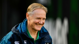 Joe Schmidt heaped praise on his team's intensity after their 26-14 win over France in Dublin.