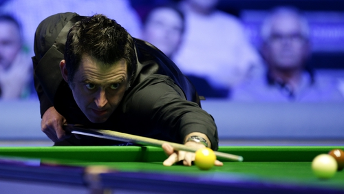 O'Sullivan had to come from behind