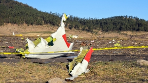 Investigators are trying to determine why the aircraft plunged into a field shortly after take-off