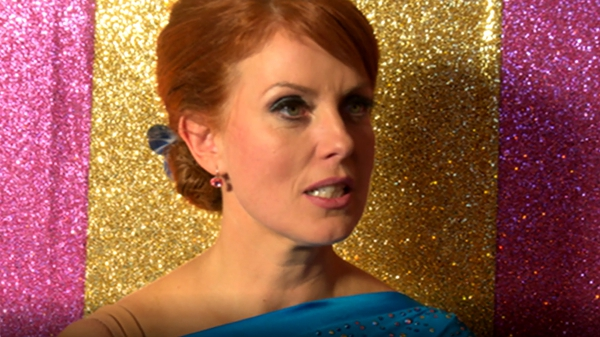"""Clelia Murphy - """"Tell that inner voice 'Ssshhh!'"""""""