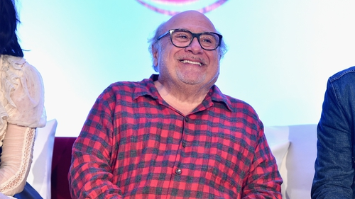 """Devito: ''I just flew on that stage. It was amazing -- I didn't get hurt at all."""""""
