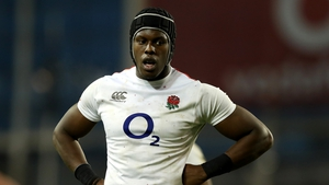 Itoje last week suffered a setback in his recovery from the knee injury