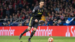 Ronaldo's return to Madrid was an unhappy one in the first leg
