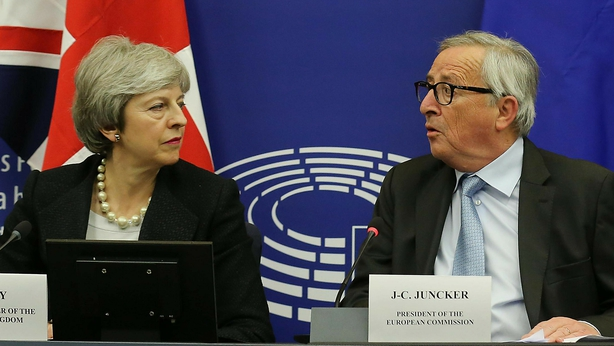 May and Juncker