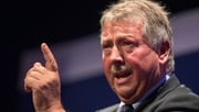 "Sammy Wilson said today's deal was a ""revamping"" of the deal which Theresa May reached in 2017 but worse"