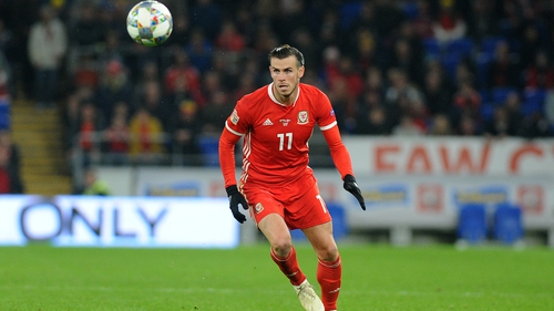 Gareth Bale turned his ankle in Real's Champions League defeat by Ajax