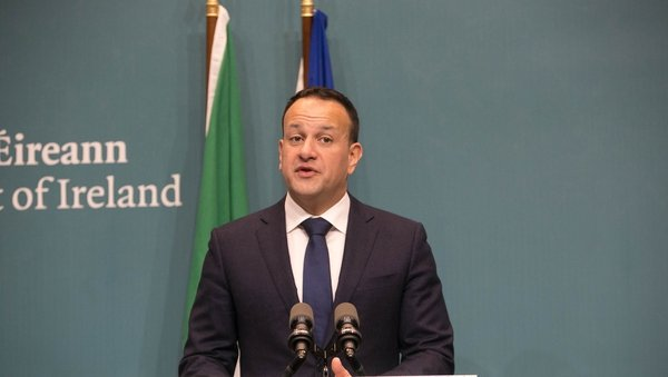 Leo Varadkar said what was agreed in Strasbourg does not undermine the backstop