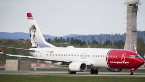 Norwegian Air has posted a fourth-quarter net loss of 1.87 billion Norwegian crowns
