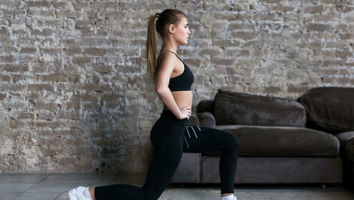 A personal trainer recommends a handful of easy home exercises to help busy people get their exercise fix.