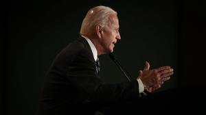 Joe Biden would be an instant frontrunner should he enter the presidential race